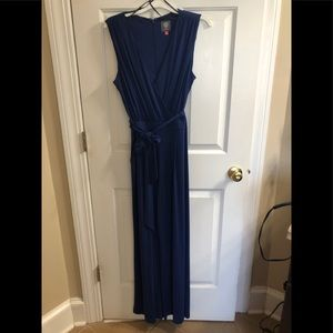 DARK BLUE JUMPSUIT- WORN ONCE